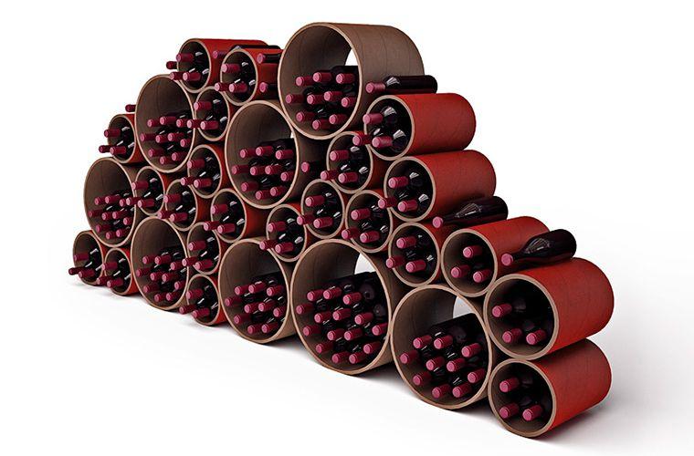 Prodotti di design tubo in cartone stampato tecnopaper for Prodotti di design